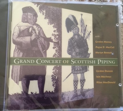 Grand Concert of Piping