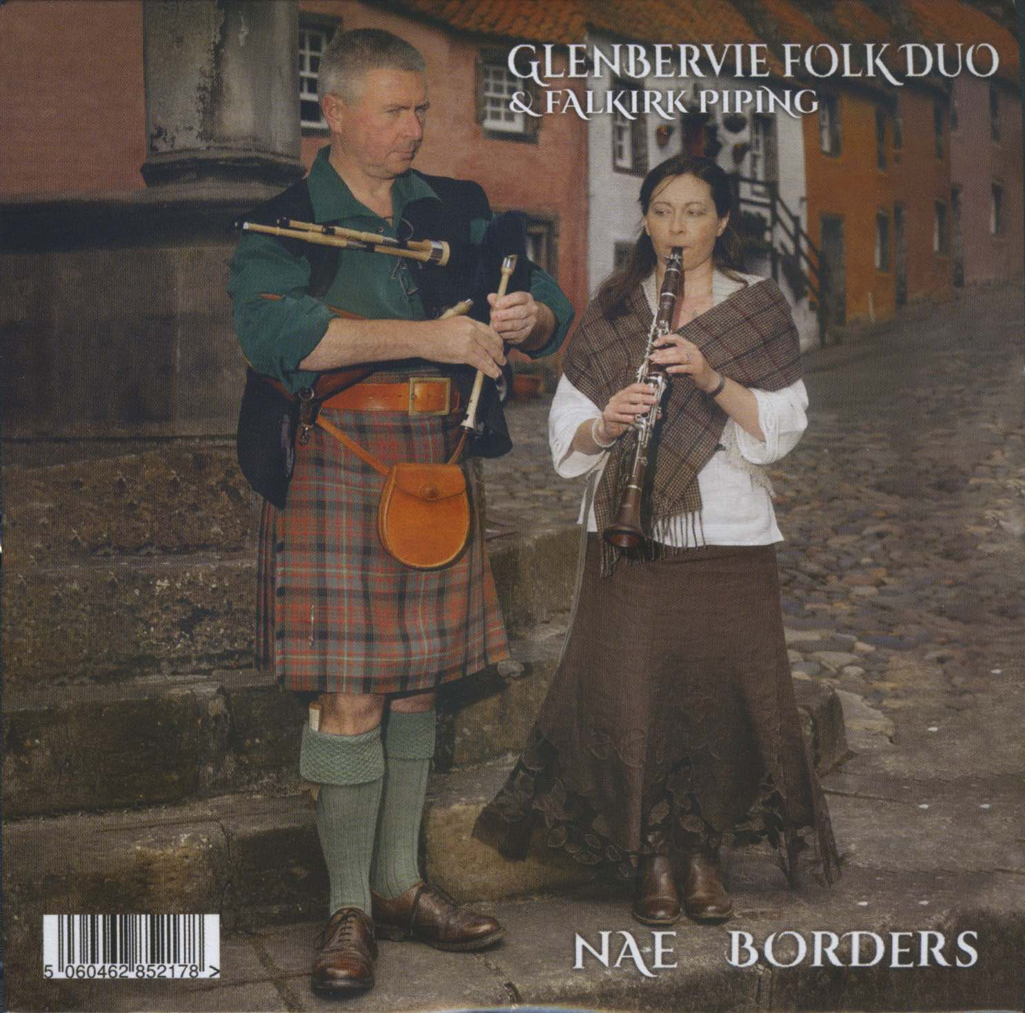 Nae Borders CD cover