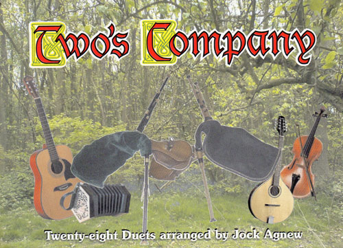 Two's Company book cover